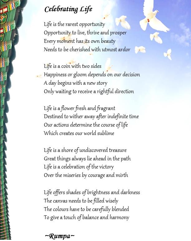 Celebrating Life 2