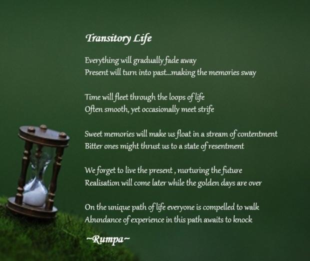 Transitory life